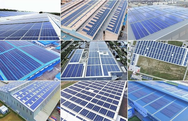 Crossing yet another milestone – 100 MWp of solar projects for Commercial & Industrial customers