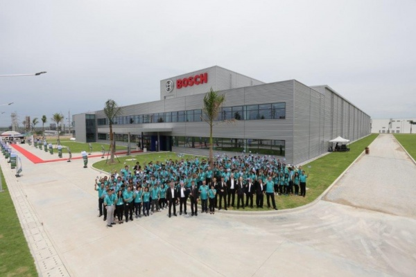 Cleantech Solar & Bosch ink long-term PPA for SMART factory in Thailand