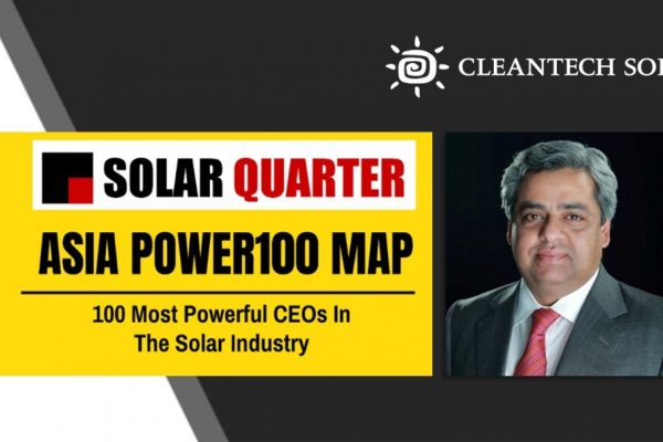 Asia-Pacific Most Powerful Solar Business Leaders – Raju Shukla