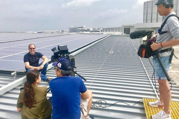 "Cleantech Solar on Channel NewsAsia – ""Powering the Future: Solar"""