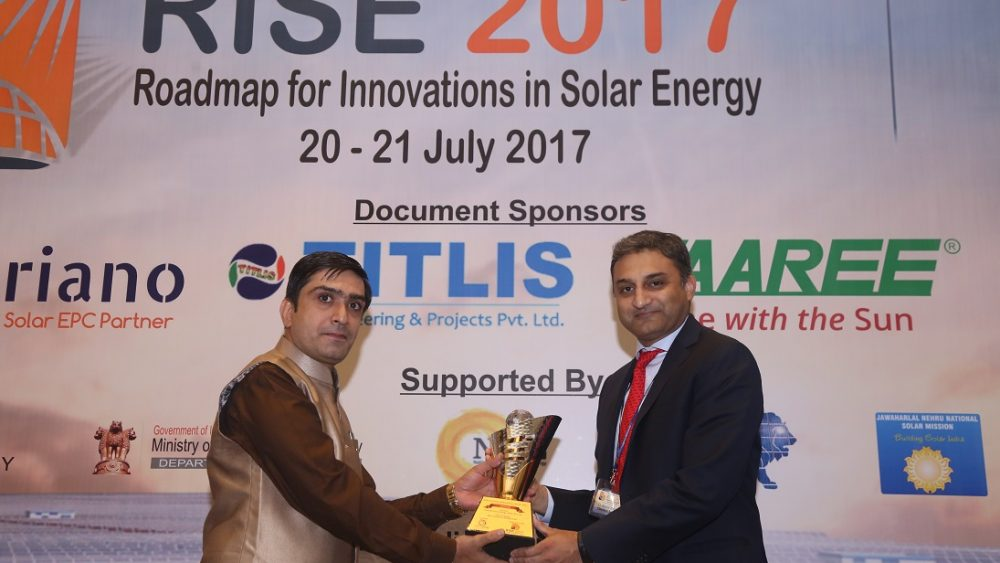 cleantech solar innovation rise awards