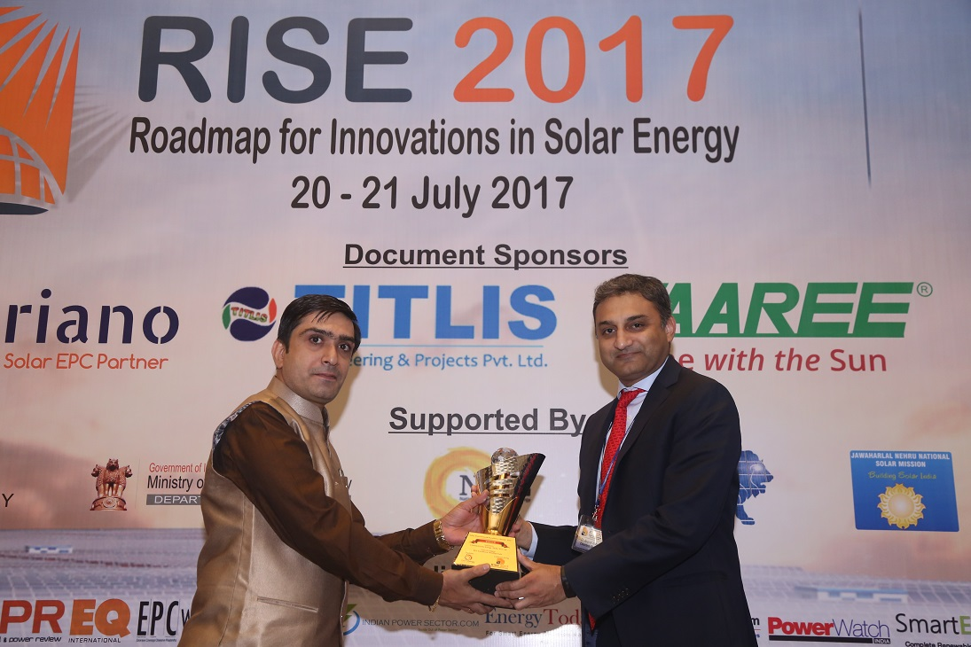 cleantech solar innovation rise awards