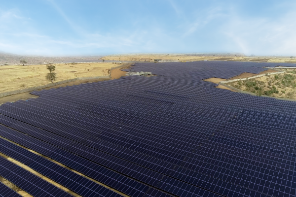 Cleantech Solar commissions ~30 MWp open access solar PV in Beed district, Maharashtra (India)
