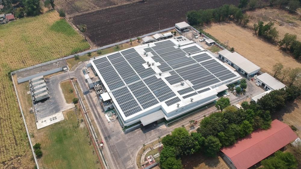 Thailand Solar PV Site Cleantech Solar