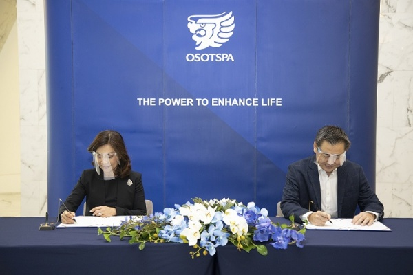 Osotspa, Thailand's leading consumer products manufacturer and distributor, partners with Cleantech Solar to install rooftop PV systems to build sustainable future
