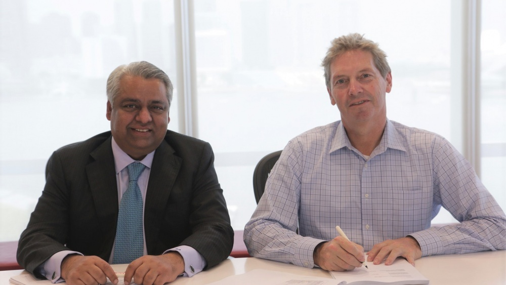 Cleantech Solar & Shell Sign Strategic Investment