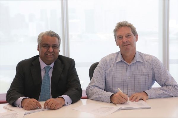 Cleantech Solar and Shell sign strategic investment
