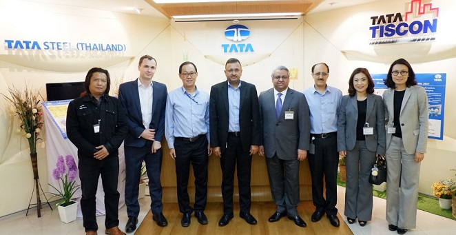 Cleantech Solar enters into Clean Energy Supply agreement with Tata Steel Thailand