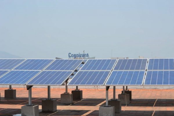 Cleantech Solar installs 1.6 MW of rooftop solar for Cognizant at its Tamil Nadu facilities