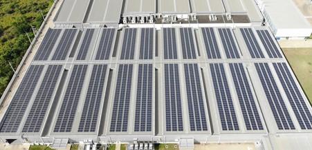 Cleantech Solar เสร็จสิ้นการดำเนินการติดตั้งระบบ 1 MW PV สำหรับผู้ผลิตชิ้นส่วนยานยนต์ บริษัท ไดวา คาเซอิ ในประเทศไทย