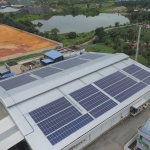 Cleantech Solar & Denis Asia Pacific Ayam Brand Project 1