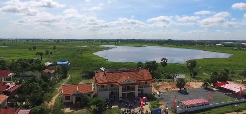 EKOCENTER Cleantech Solar Cambodia