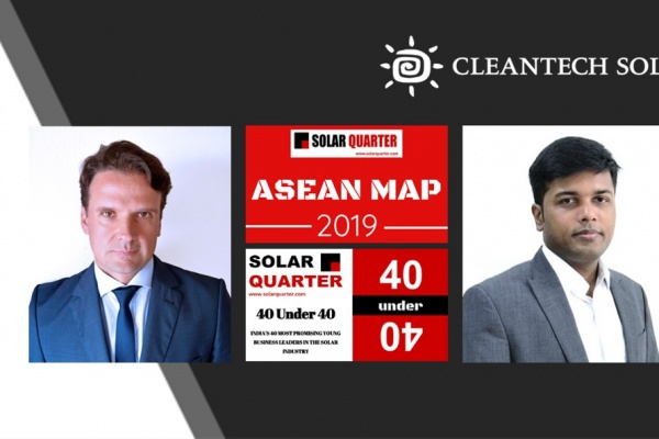 Jerome Baco and Prashant Kothari – Solar leaders in Southeast Asia and India