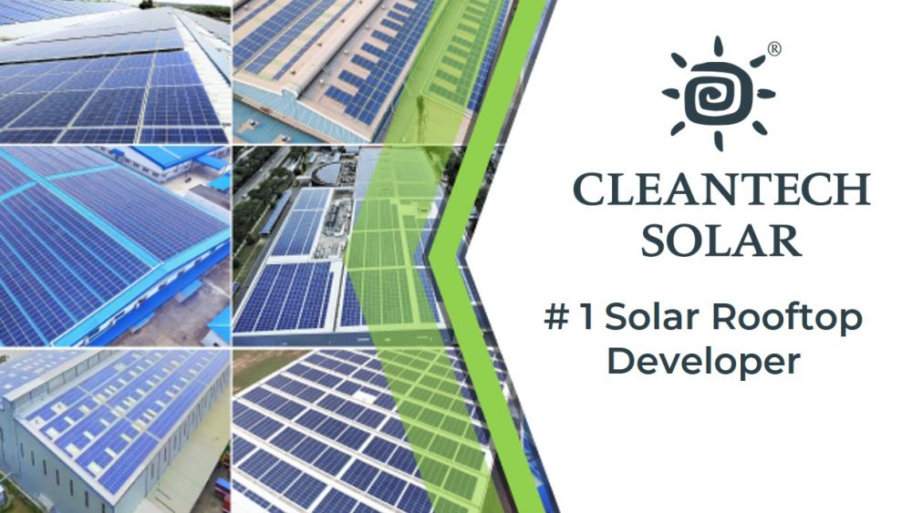 Cleantech Solar Rooftop Solar Leader Bridge To India Report