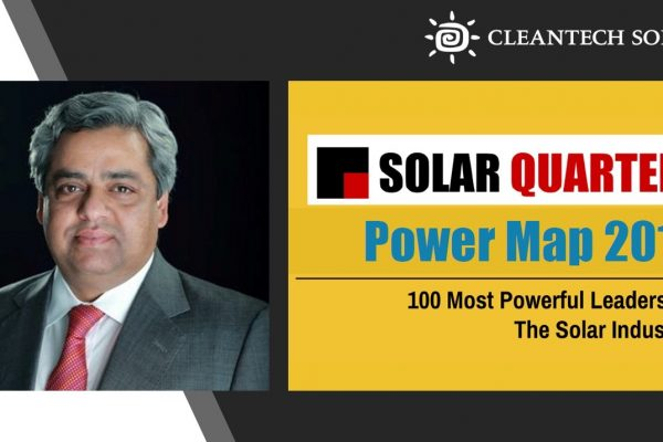 100 most powerful leaders in the solar industry