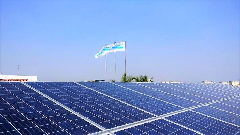 Sandvik Solar PPA with Cleantech Solar