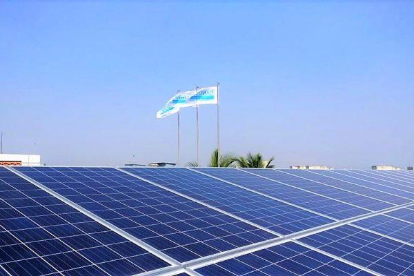 Sandvik's first solar PPA across the globe with Cleantech Solar