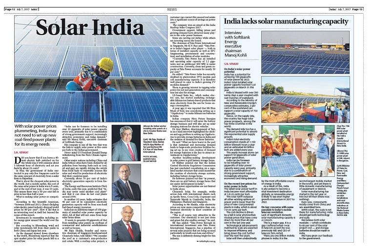 Tabla Solar India - Raju Shukla