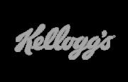 Kellogg's Logo Greyscale - ticker