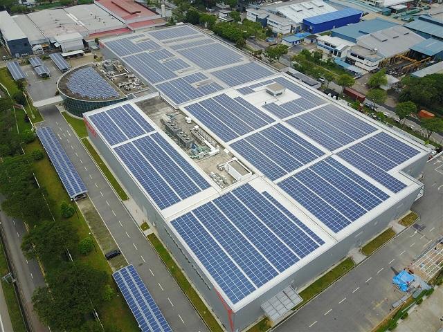 Yamazaki Mazak Cleantech Solar