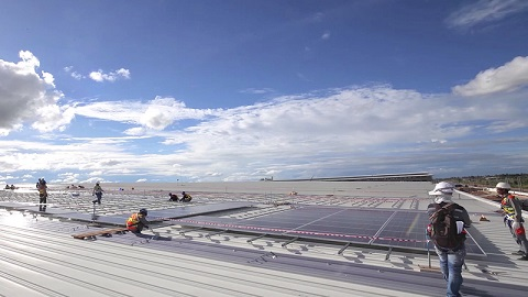 Going Solar Makes Sense