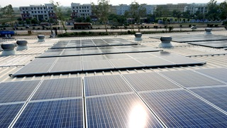 Cleantech Solar & MJ Logistics Rooftop Solar